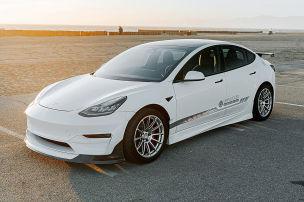 Unplugged Performance Tesla Model 3 (2021): Tuning