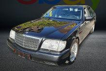 Boss-Benz mit V12 und Vollausstattung