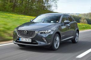 Mazda CX-3 im Gebrauchtwagen-Check