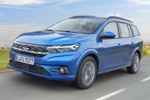 So kommt der neue Dacia Logan MCV