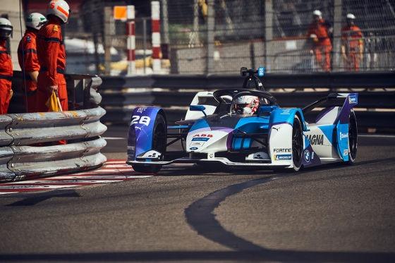 da Costa gewinnt Formel-E-Spektakel in Monaco