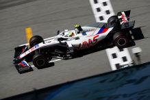 Formel 1: Mick Schumacher, Barcelona