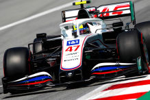 Formel 1: Mick Schumacher, Spanien-GP