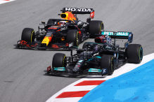 Formel 1: Red Bull, Mercedes