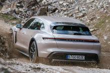 So fährt sich der Porsche Taycan Cross Turismo