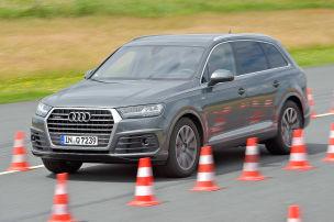 Audi Q7/Q8 im Gebrauchtwagen-Check