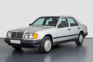 Mercedes 230 E (1987): W 124