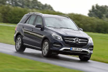 Mercedes-Benz GLE 350 d 4 Matic