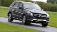 Mercedes GLE/M-Klasse: Gebrauchtwagen