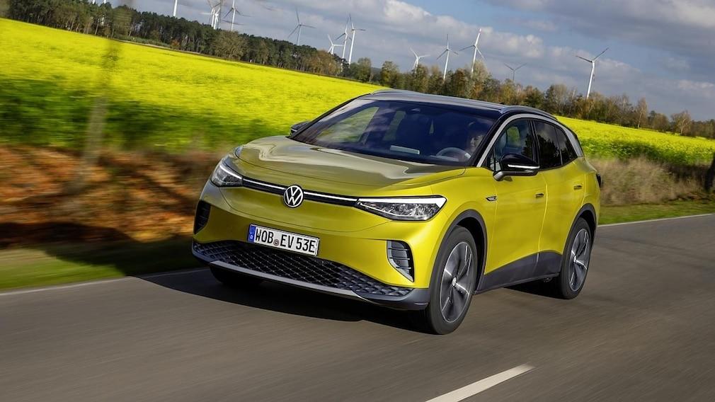 Das Ende der Reichweitenangst  VW ID.4