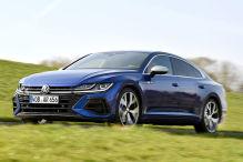 Ganz sch�n schnell: VW Arteon R im Test