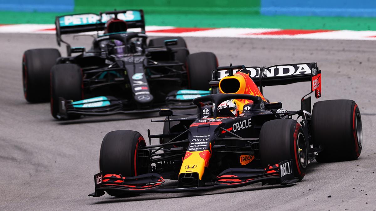 Formel 1: Verstappen macht (noch) zu viele Fehler