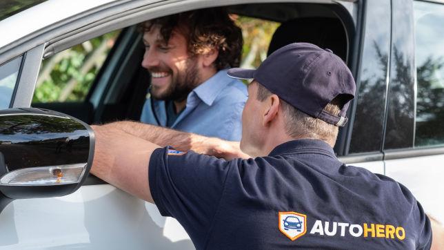 Eine Aktion von AUTO BILD und Autohero