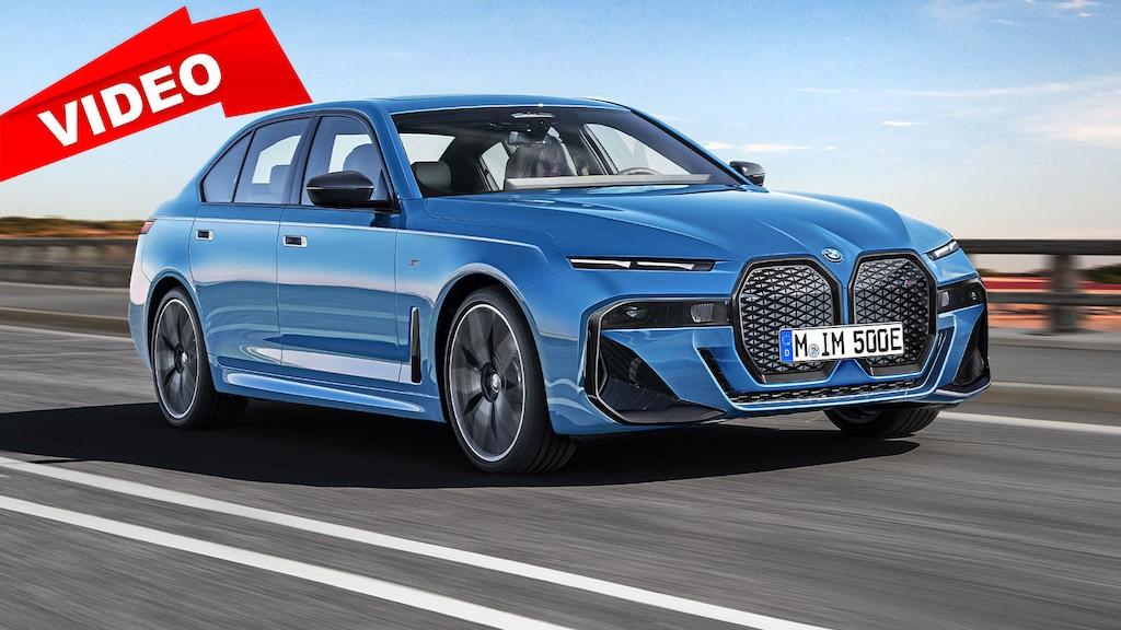 So könnte BMWs erster Elektro-M5 mit über 1000 PS kommen