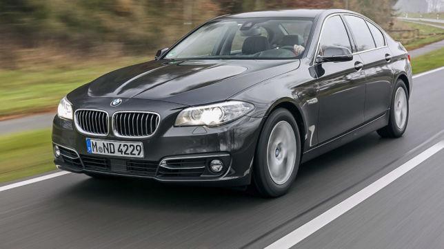 BMW 5er/6er im Gebrauchtwagen-Check