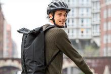 Fahrrad Rucksäcke- Rapha Roll Top Backpack