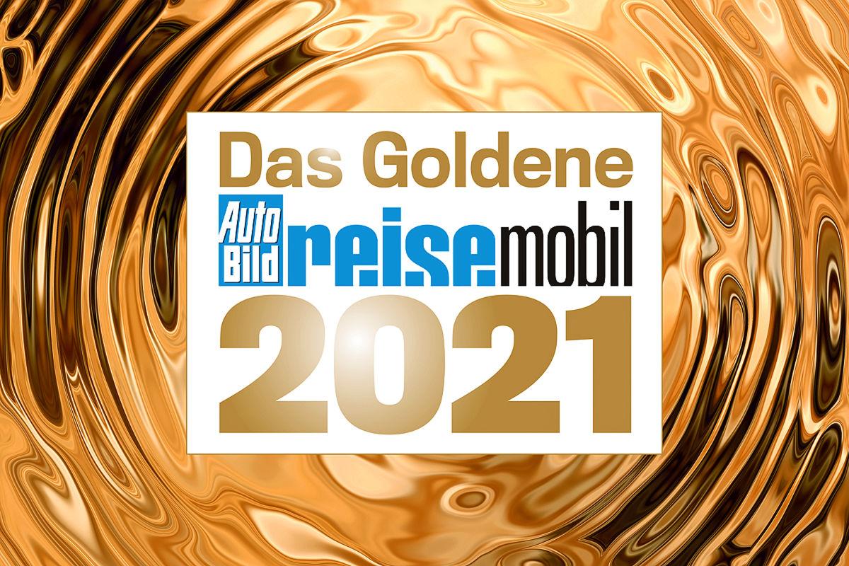 Das Goldene Reisemobil 2021 Preise