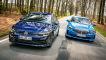 BMW 1er, VW Golf: Test