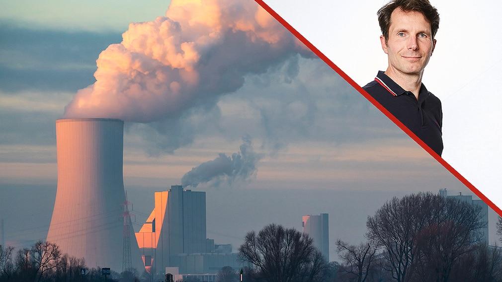 Klimaschutz Kommentar Montage