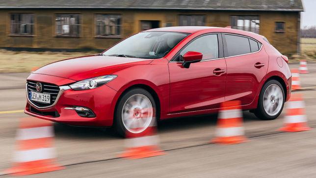 Mazda3 im Gebrauchtwagen-Check