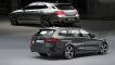 Genesis G70 Shooting Brake    BMW 3er Touring - Montage