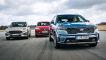 Ford Kuga 2.5 Duratec PHEV ST-Line         Seat Tarraco 1.4 e-Hybrid FR         Kia Sorento 1.6 T-GDI Plug-in Hybrid AWD Platinum