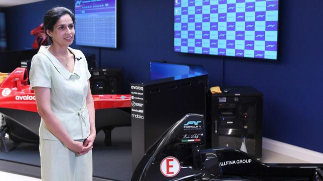 Racing Unleashed-CEO Monisha Kaltenborn