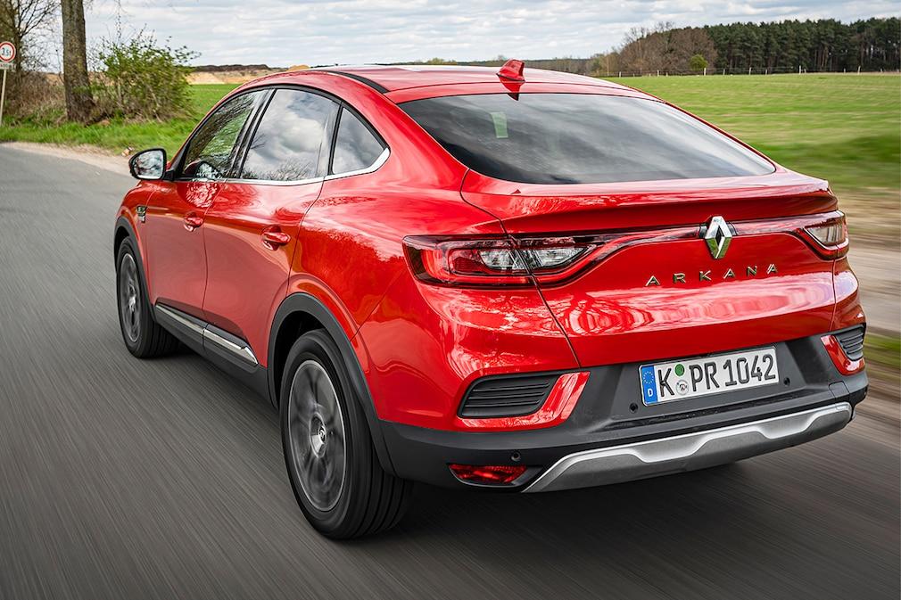 Renault Arkana TCe 140