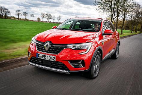 Renault Arkana: Test, SUV-Coupé, Motor, Preis, Captur - autobild.de