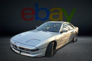 BMW 850i (E31) zu verkaufen