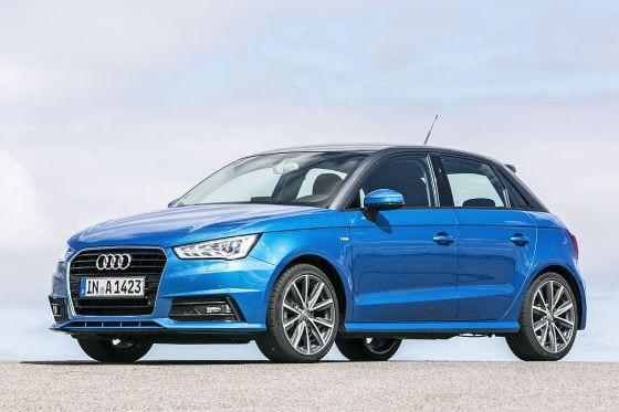 Audi A1 Sportback 1.4 TSI