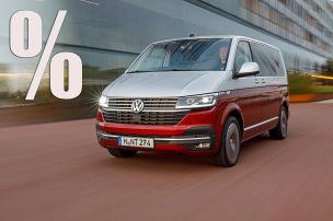 Multivan mit 18.000 Euro Rabatt