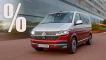VW Multivan T6.1 Montage