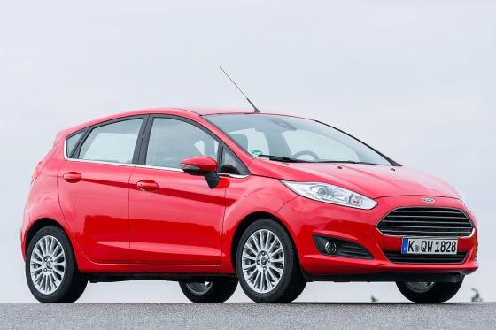 Ford Fiesta 1.0  Powershift