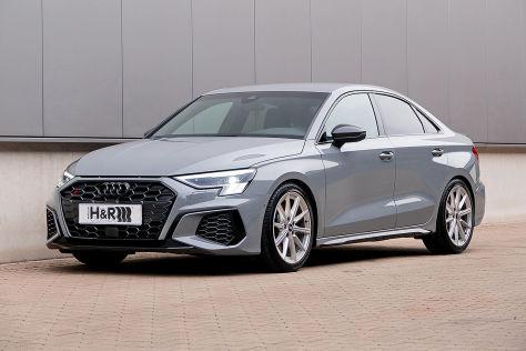H&R Sportfedern für den Audi S3