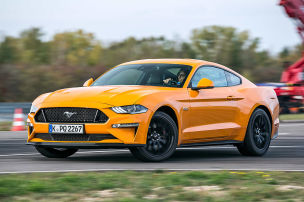Ford Mustang GT ohne Anzahlung leasen