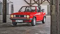 VW Golf 1 Cabriolet (E38)