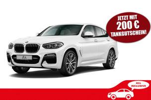 BMW X4 mit Allrad f�r drei Monate testen