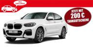 BMW X4 (2021): Auto-Abo