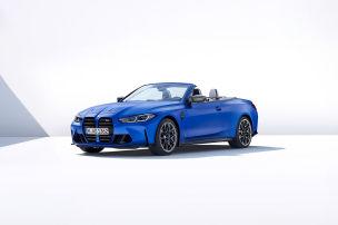 BMW M4 Cabrio kommt nur mit Allrad