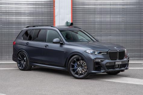 Dähler BMW X7 M50i