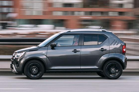 Suzuki Ignis 1.2 Dualjet
