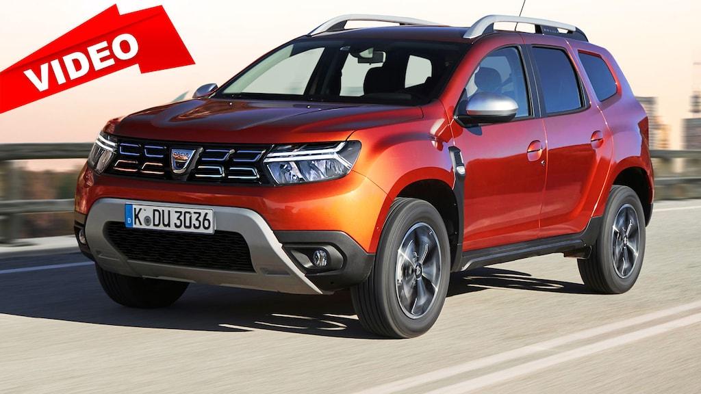 Frische-Kur für den Dacia Duster