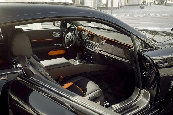 SPOFEC Rolls-Royce Black Badge Wraith
