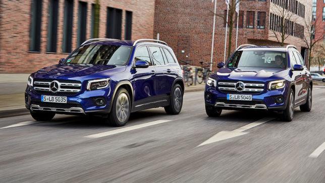 Zehn Paare im Vergleich: Diesel vs. Benziner