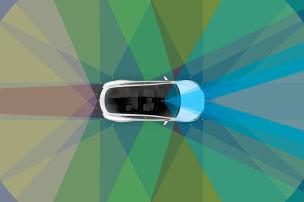Tesla verzichtet in Zukunft auf Sensoren