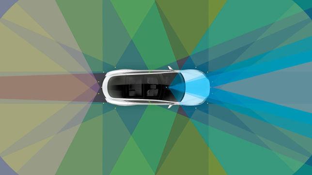 Tesla Vision (2021)
