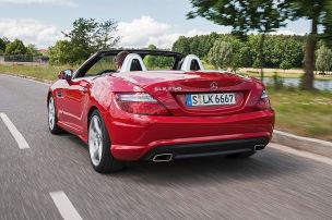 Wie gut ist der Mercedes SLK?