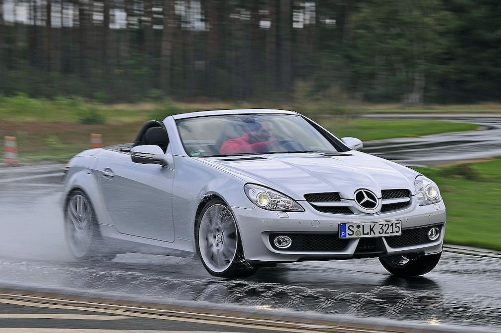 Mercedes SLK-Klasse SLK 350
