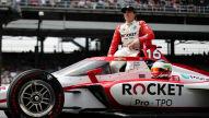 Indy 500: Simona de Silvestro